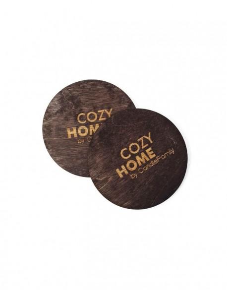 """Didelis padėkliukas žvakei """"Cozy"""""""