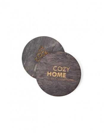"""Liela paplāte svecei """"Cozy"""""""