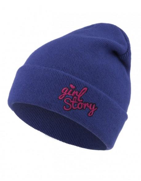 """Vaikiška kepurė """"Girl Story"""""""