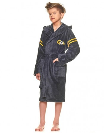 "Bathrobe ""Gol grafit"""