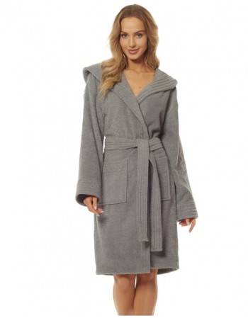 "Bathrobe ""Katrin Grafit"""