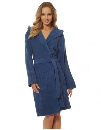 "Bathrobe ""Katrin Blue"""