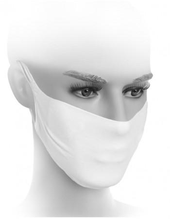 Aizsargājoša sejas maska ''White''