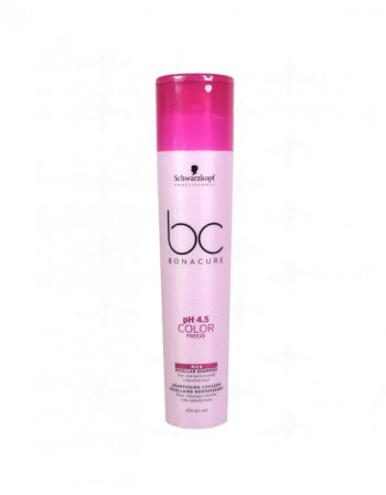 Plaukų šampūnas SCHWARZKOPF BC pH 4.5 Color Freeze