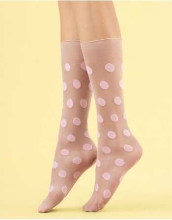 "Women's socks ""Playful"" 8 Den"