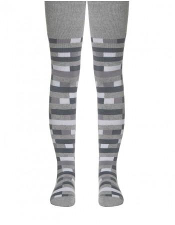 Vaikiškos pėdkelnės ''Multi Grey''