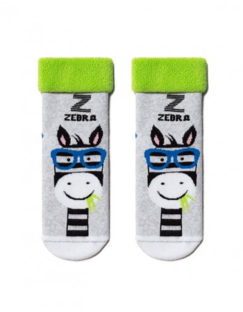 "Children's socks ""Zzebra Mood"""