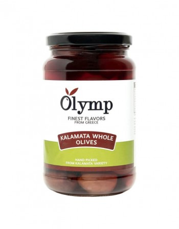 "Kalamata whole olives ""Olymp"", 300g"