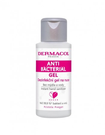 Disinfectant Gel DERMACOL Antibacterial DERMACOL Antibacterial Instant 99%