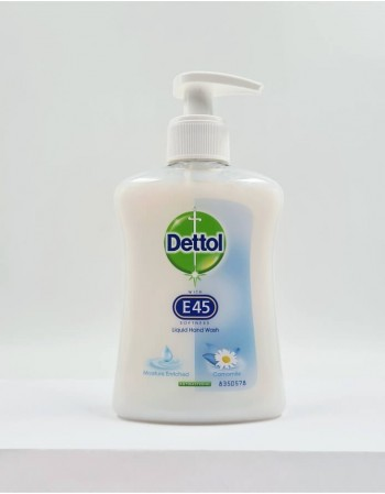 Skystas muilas DETTOL, Antibacterial Camomile, 250 ml