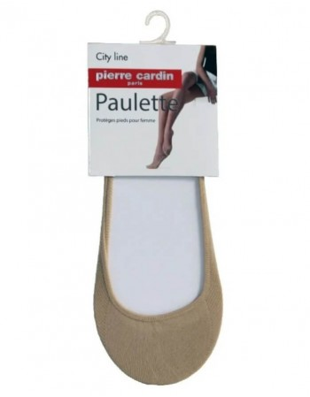 "Women's socks ""Paulette Nude"""