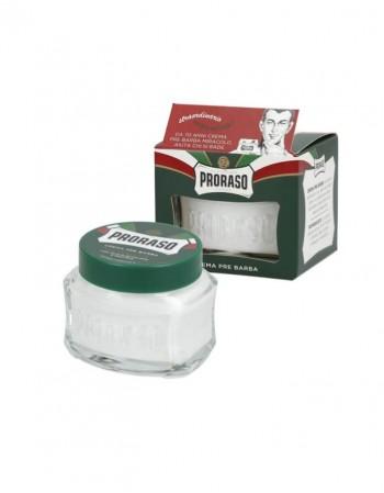 Крем до бритья PRORASO Eucalyptus gaivinantis 100 ml