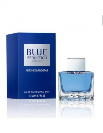 "Парфюм для него ANTONIO BANDERAS ""Blue Seduction"" EDT 50 ml"