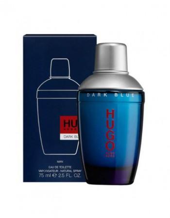 """Perfume for Him HUGO BOSS """"Dark Blue"""" EDT 75 ml"""