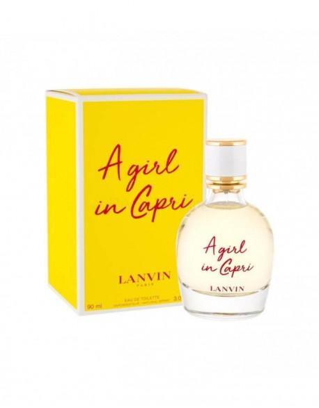 """Kvepalai Jai LANVIN """"Girl in Capri """" EDP 90 ml"""