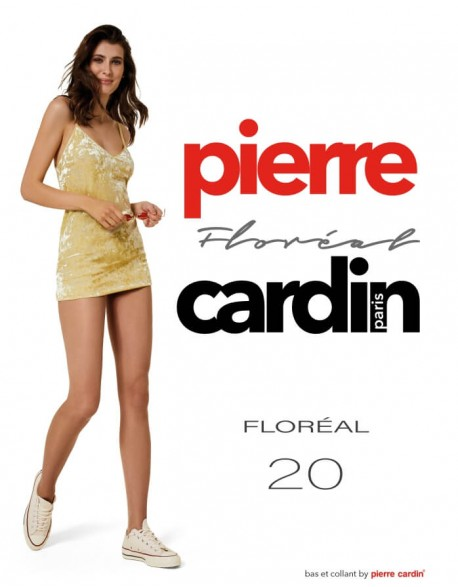 "Sieviešu zeķubikses ""Floreal"" 20 den."