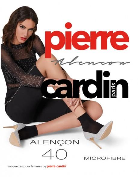 """Women's socks """"Alencon"""" 40 den."""