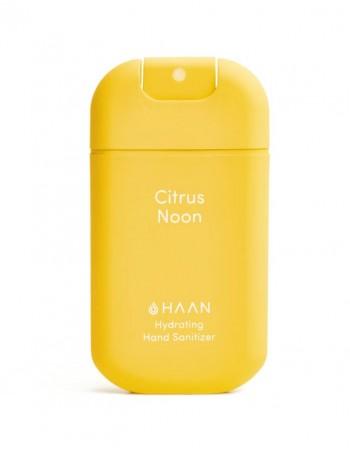 "Drėkinantis rankų dezinfekantas HAAN ""Citrus Noon"" 30ml"
