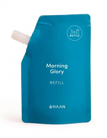"""Hydrating Hand Sanitizer's Refill HAAN """"Morning Glory"""" 100ml"""