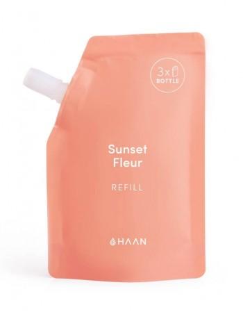 "HAAN rankų dezinfekanto papildymas ""Sunset Fleur"" 100ml"