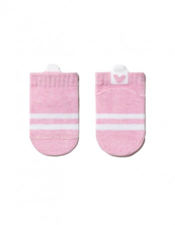"Children's socks ""Nora Pink"""