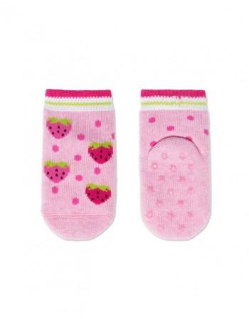 """Laste sokid """"Strawberries Pink"""""""