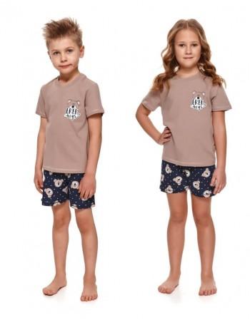 """Vaikiška pižama """"Brown Hugs"""""""