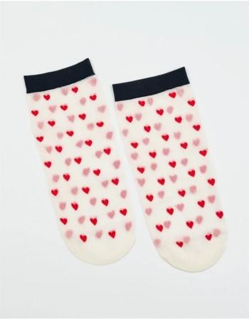 "Женские носочки ""Heart"""