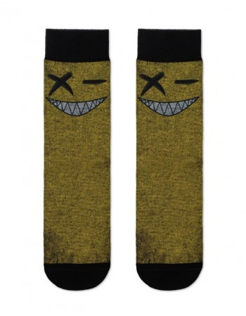 "Men's Socks ""Smile"""