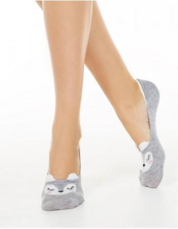 """Women's socks """"Cute Rabbit"""""""