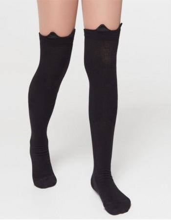 """Детские носки """"Longy Black"""""""