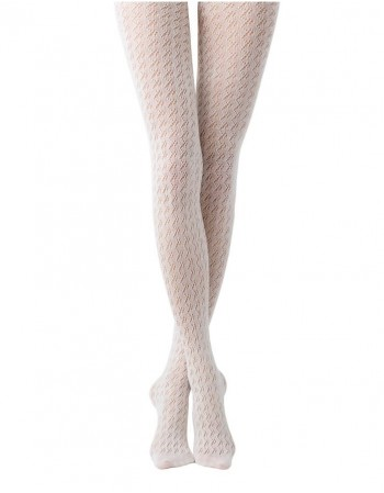 """Women's Tights """"Beauty Ajour Bianco"""""""