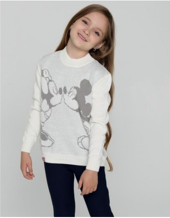"""Sweater """"Mickey Mouse Kiss"""""""