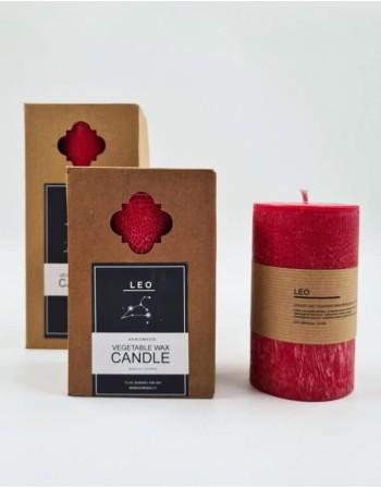 """Candle """"Leo"""""""