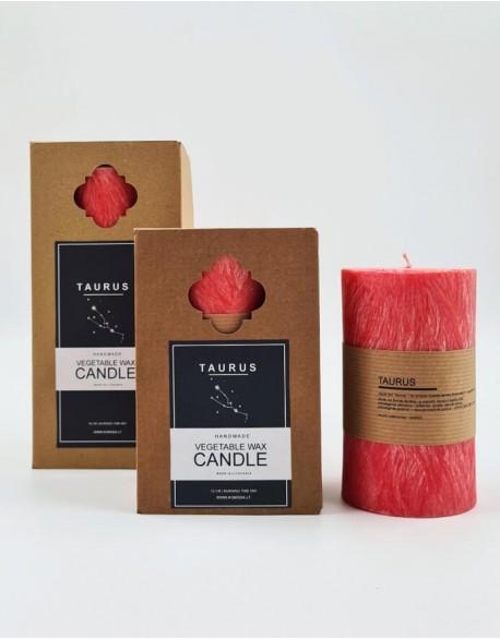 """Candle """"Taurus"""" 13 cm"""