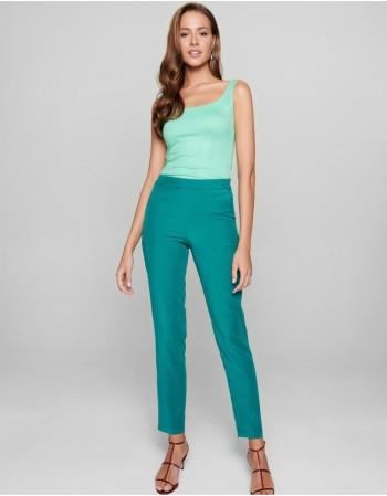 "Women's Trousers ""Emerald Lush"""