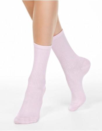 """Moteriškos kojinės """"Comfy Pink"""""""