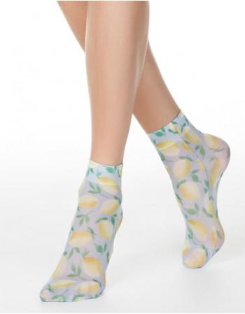 """Women's socks """"Lemon"""""""