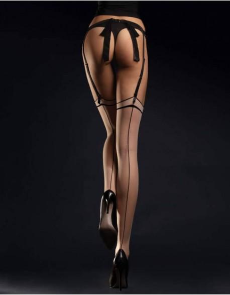 """Moteriškos kojinės """"Madame"""" 20 Den"""