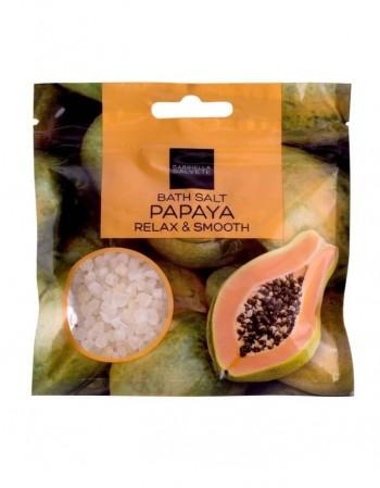 Vonios druska Gabriella Salvete Papaya, 80 g