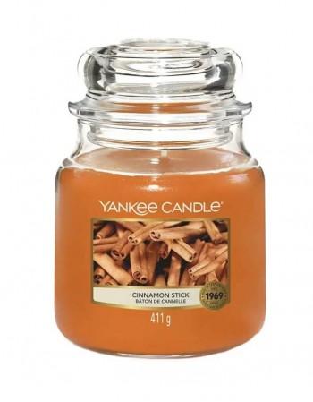 Aromātiska svece YANKEE CANDLE, Cinnamon Stick, 411 g