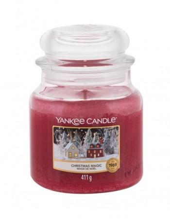 Kvepianti žvakė YANKEE CANDLE, Christmas Magic, 411 g