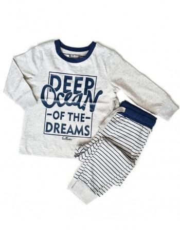 "Vaikiška pižama ""Deep Ocean"""