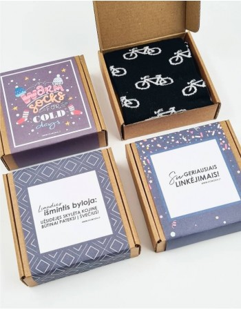 "Dāvanu komplekts ""Bike"""