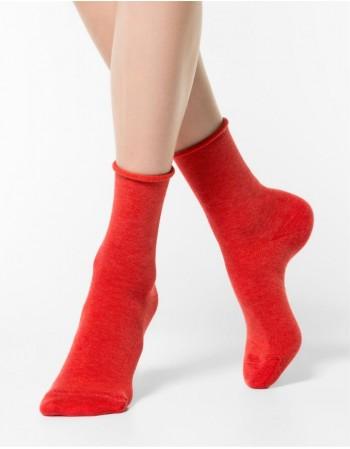 """Moteriškos kojinės """"Leira Red"""""""