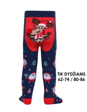 """Tights for children ''X-mas Land"""""""