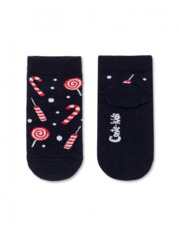"Children's socks ""X-mas Baby Candy"""