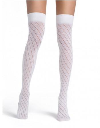"Women's socks ""Bis Bianco"""