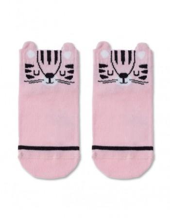 "Children's socks ""Because Cat"""